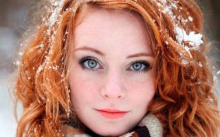 Уход за волосами осенью и зимой