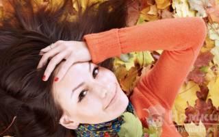Уход за волосами осенью в салоне