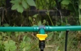 Трубы для полива на даче сравнительный обзор различных видов труб