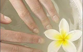 Уход за кожей рук осенью