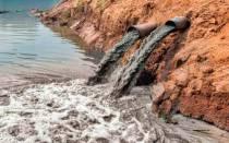 Слив в водоемы ядохимикатов избыток удобрений в результате полива