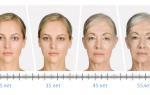 Уход за кожей осенью после 35 лет